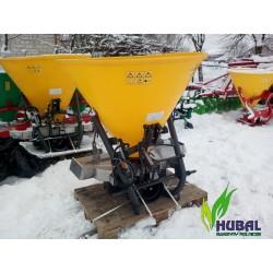 Rozsiewacz nawozu sadowniczy DWUTARCZOWY 500L hydrauliczny NOWOŚĆ promocja